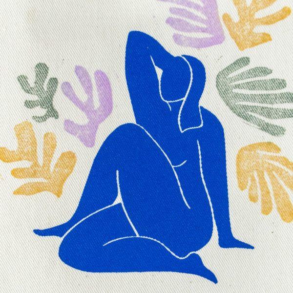 Henri Matisse Print on Drawstring Bag